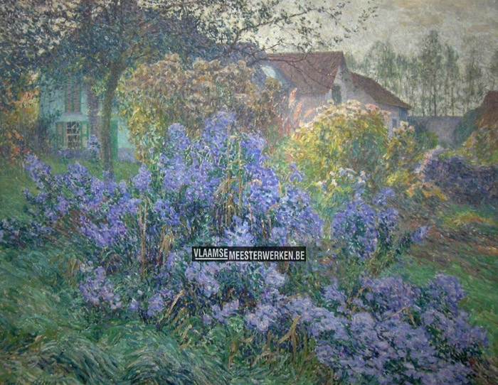 De asters | Emile Claus